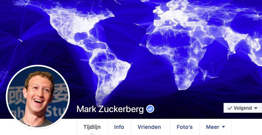 15 jaar Facebook