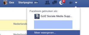 Facebook bedrijfspagina andere pagina liken 4