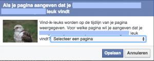 Facebook bedrijfspagina andere pagina liken 6