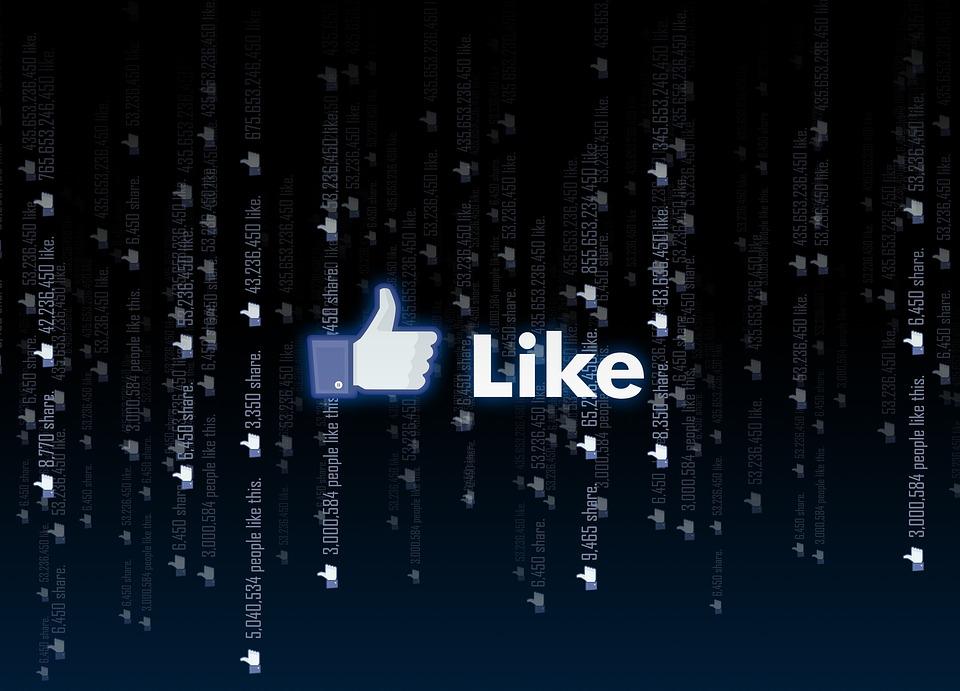 Facebook bedrijfspagina andere pagina liken 1